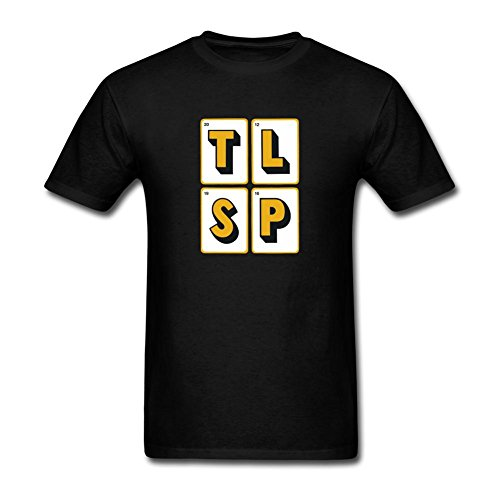 - XIULUAN Men's The Last Shadow Puppets Logo T-shirt Size XXL ColorName