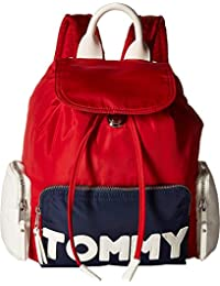 Womens Tommy Nylon Small Backpack