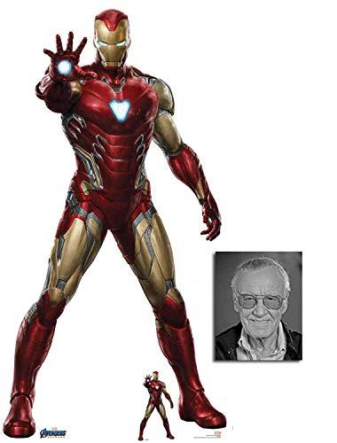 Iron Man from Marvel Avengers: Endgame Official Lifesize