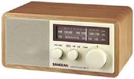 Sangean San-wr11 Wood Table Top Radio sanwr11