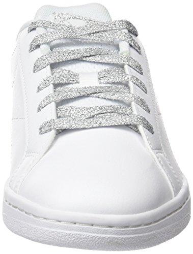 White Donna Silvet Fitness da Royal Scarpe Metallic Bianco CLN Reebok Complete L47xa8qwBx
