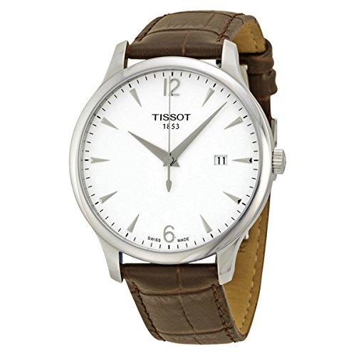 Tissot T-Classic Tissot Tradition Silver Dial Men's watch #T063.610.16.037.00