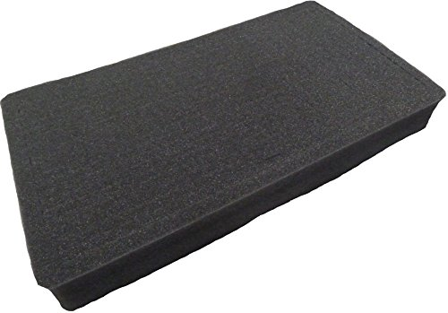 - CVPKG Presents Pelican 1600 / 1610 / 1620 - 1 Pluck piece of replacement foam.