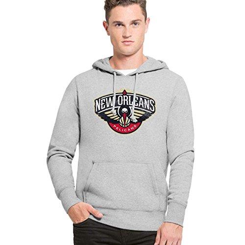 47 Brand New Orleans Pelicans Knockaround Hoodie NBA Sweatshirt