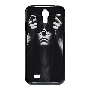 Custom Sugar Skull Cover Case, DIY Sugar Skull Case for Samsung Galaxy S4 I9500
