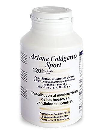 BIOSERUM - AZIONE COLAGENO SPORT 120comp BIOSERUM: Amazon.es: Salud y cuidado personal