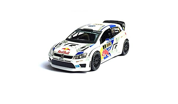 Bburago Rally 1:32 - VW Polo R WRC Team #1 Sébastien Ogier: Amazon ...