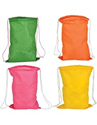 Set of 50- Promotional Mini Junior/Kids Drawstring Backpack