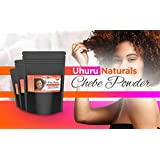 Uhuru Naturals Chebe Shebe Powder Chebe Powder Chebe Mix From Chad. Strengthen Natural Hair Growth. Africa's Best Kept Secret - 20 grams