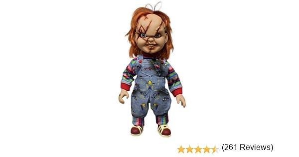 Mezco Toys - Figura Chucky de 38 cm con Accesorios (NE78000 ...