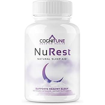 Amazon.com: NuRest - Premium Natural Sleep Aid Supplement