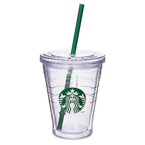 12 Ounce Tall Tumbler (Starbucks Cold Cup, Tall 12 fl oz)