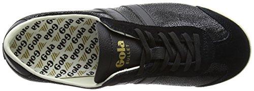 Gola Bullet Donna Nero Fracture black Sneaker wxHSxdrRqP