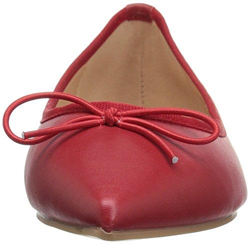 Balletto Rosso Lacca Brinley Co Womens