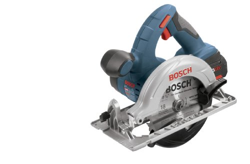 Bosch CCS180K 18-Volt Lithium-Ion 6-1/2-Inch Circular Saw Kit with Battery, and