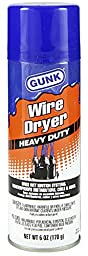 Gunk M1306-12PK Wire Dryer - 6 oz., (Case of 12)