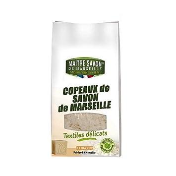 Copeaux savon de Marseille cuisson chaudron MAITRE SAVON DE