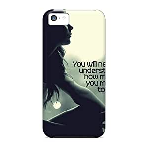 Premium You Ll Nva Understnd Back Covers Snap On Cases For Iphone 5c