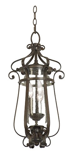 Kalco Lighting 9235AC Medium Hanging (Hartford Outdoor Pendant)