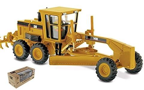 DIECAST MASTER DM85030 CAT 140H MOTOR GRADER 1:50 MODELLINO DIE CAST MODEL - Cat Motor Grader