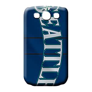 samsung galaxy s3 covers protection Slim Fit Fashionable Design cell phone carrying cases seattle mariners mlb baseball