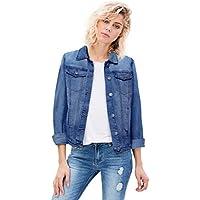8c4adccc120a2 Best Denim Jean Jacket For Women Reviews 2018 on Flipboard by ...