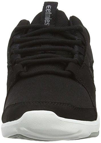 Black Women's Mt Scout Skateboarding Shoes Etnies Black w8Ypqp