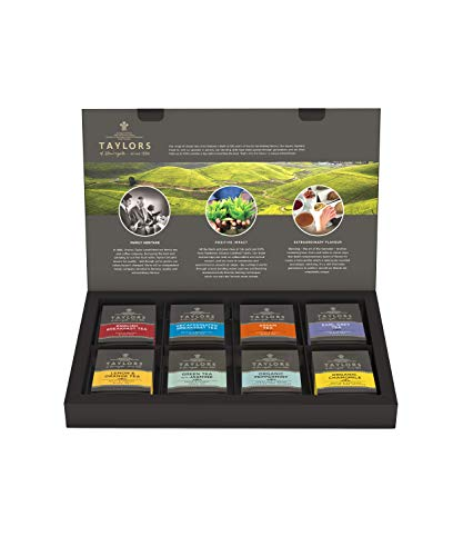 Taylors of Harrogate Classic Tea Variety Box, 48 (Best Gift For Tea Lovers)