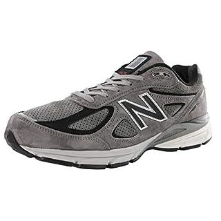 New Balance Men's Running 990V4 Grey Size 12