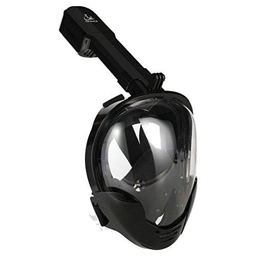 Jasontric Snorkel Full face Mask