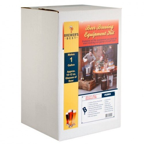 UPC 888690010048, Brewer's Best 1 Gallon Equipment Kit