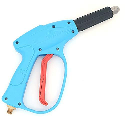 NUZAMAS Pressure Washer Steam Gun Jet Wash Sprayer Cleaner Max Temperature 200°c, Car, Kitchen, Carpet Steam Cleaning (Best Domestic Steam Cleaner)
