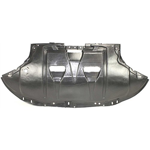 Engine Splash Shield compatible with Audi A4 02-09 Under Cover Front Man/Auto Trans