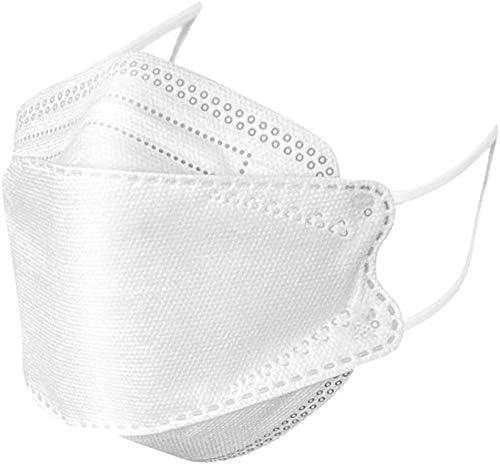 Silverdrew KF94 Mascarilla Cubierta Protectora Facial de 3 Capas Protecci/ón a Prueba de Polvo M/áscaras de Seguridad para Montar en Bicicleta