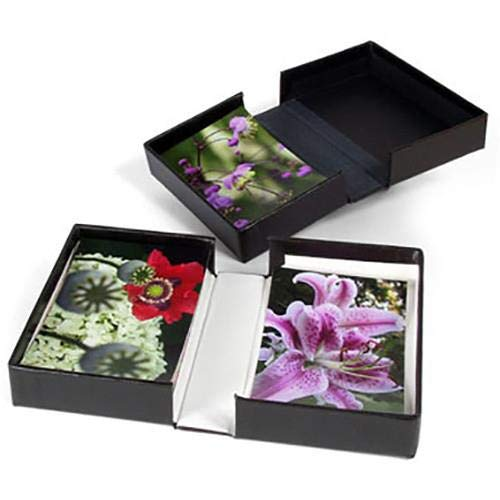 Archival Methods 17.25 x 22.25 x 1.37 Onyx Portfolio Box with Black Lining by Archival Methods (Image #5)