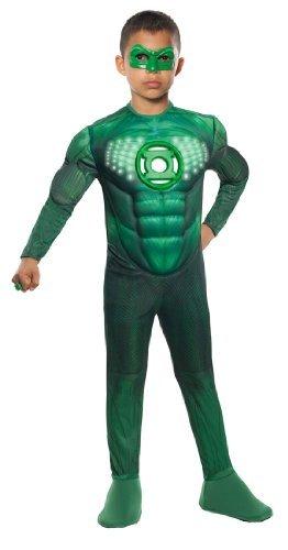 Lantern Animated Deluxe Jordan Costume