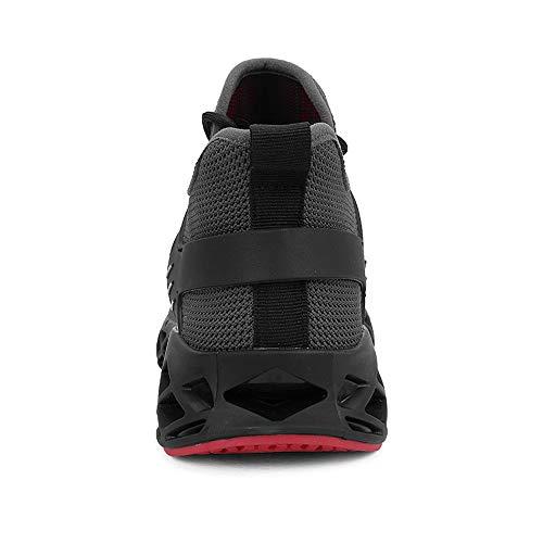 Course Chaussures Sports Baskets Grey Gym Mode Athltique Watelves Mesh Jogging Hommes De Casual Marche fxj Respirant Lgres tqxXA