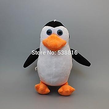 Amazon Com Lovely Madagascar Skipper Penguin Stuffed Animal Toys