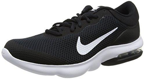 Nike US Running Max Air Shoe Men's Black Advantage White 11 Men qnqZcArw1B
