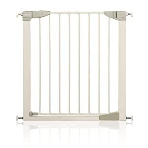 Lindam Sure Shut Orto Pressure Fit Safety Gate - 76 - 82 cm (white)