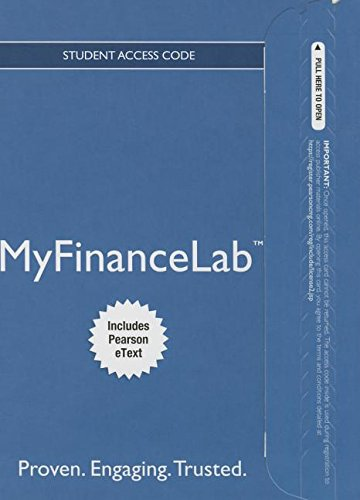 MyLab Finance with Pearson eText — Access Card — for Financial Management: Core Concepts