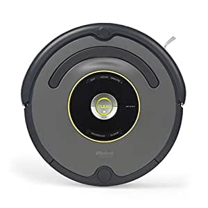 iRobot Roomba 651 Vaccum Cleaner - Black & Grey, R651040
