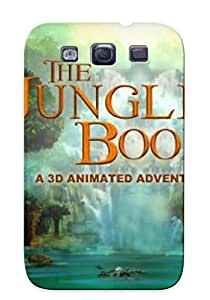 Galaxy S3 Dqe The Jungle Book 1mb Print High Quality Tpu Gel Frame Case Cover For New Year's Day
