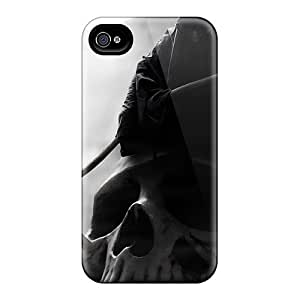 KimberleyBoyes Iphone 6plus Protective Hard Phone Cover Provide Private Custom Attractive Grim Reaper Skin [BfN16530ZCNz]