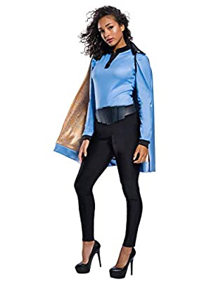 Star Wars Lando Calrissian Ladies Classic Costume