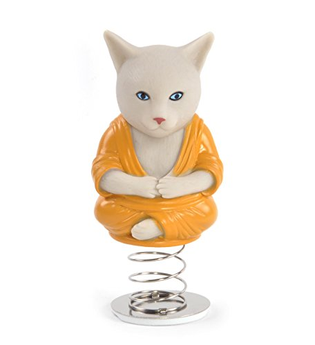 (Archie McPhee Dashboard Cat Buddha by Archie McPhee - Accoutrements)
