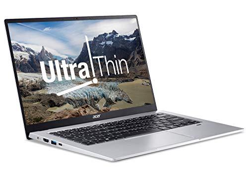 Acer Swift 1 SF114-33 14 inch Laptop – (Intel Pentium N6000, 4GB RAM, 128GB SSD, Full HD Display, Windows 10 in S Mode…