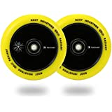 Root Industries 110mm AIR Wheels - (Pair) (Radiant Yellow)