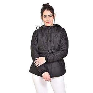 AD & AV Girl and Woman Winter WEAR HD Jacket 899_Woman_JKT_HD_Black_AA