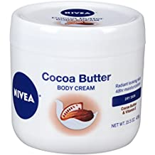 Nivea Cocoa Butter Body Cream, 15.5 Ounce